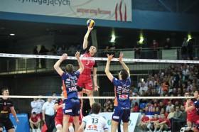 Resovia demolishes ACH Volley in first semifinal round