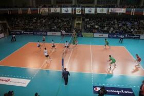 Lokomotiv NOVOSIBIRSK downs Fenerbahce in straight sets
