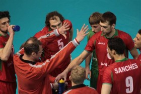 Lokomotiv NOVOSIBIRSK fully focused on Playoff round with Arkas IZMIR