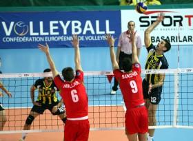Lokomotiv NOVOSIBIRSK shocks Fenerbahce Grundig ISTANBUL with speedy win