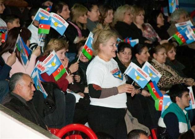 Lokomotiv takes first round of all Azeri final