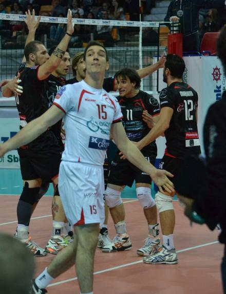 Lugano-Volleyball-Team