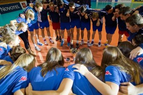 Luxembourg takes two silver medals at 2012 Novotel Cup
