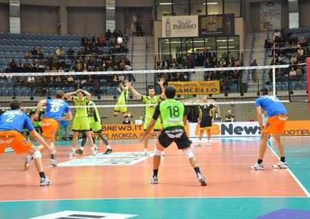M. Roma Volley - Acqua Paradiso Monza Brianza
