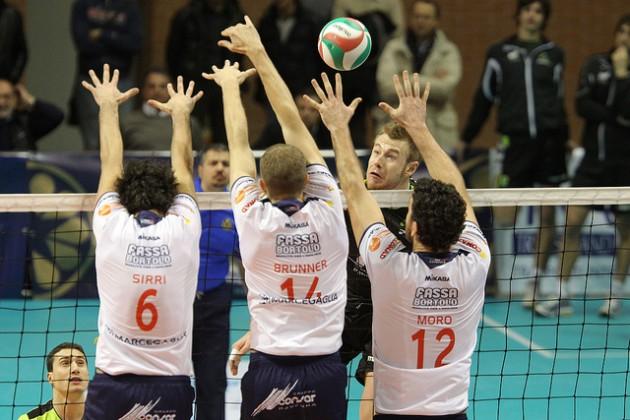 M. Roma Volley - CMC Ravenna