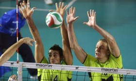 M. Roma Volley - Copra Elior Piacenza