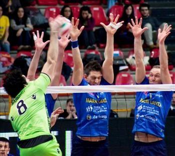 M. Roma Volley - Marmi Lanza Verona