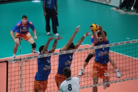 MONZA takes on Swiss opponent for second round of CEV Cup