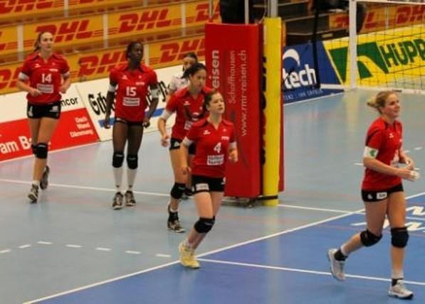 Volero players sweep Swiss Indoor Awards
