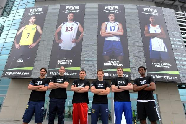 Marketing moving FIVB ahead