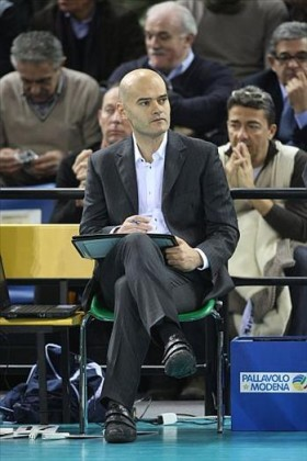"""Coach Medei to Narbonne: """"Modena is a special club"""""""