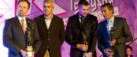 Men's national team honored in the Polish Olympic Committee