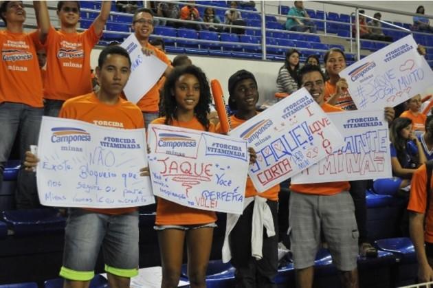 Minas fans