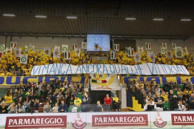 Modena's fans