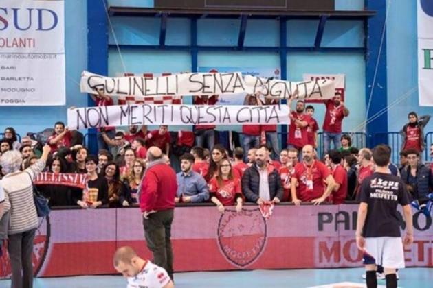 Molfetta's fans