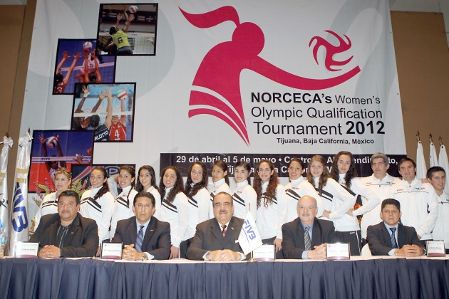 NORECA-Women's-Olympic-Qualification-Tournament-starts-Sunday-in-Mexico