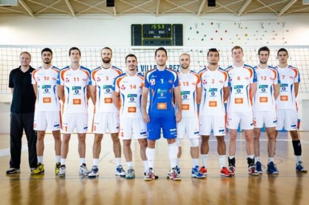 Nantes-Rezé-Métropole-Volley