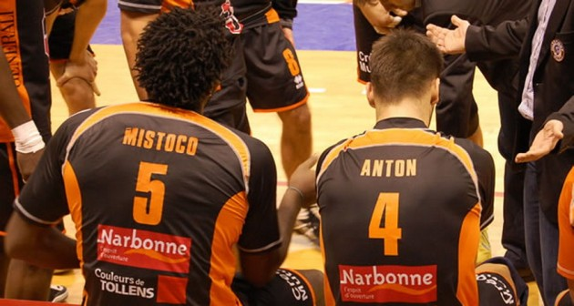 Narbonne-Volley