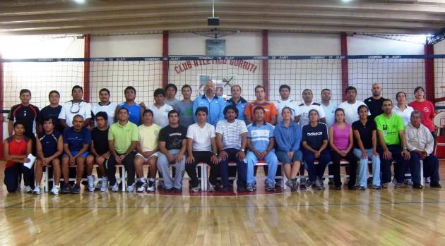National-coaching-course