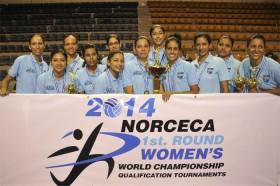 Nicaragua-team