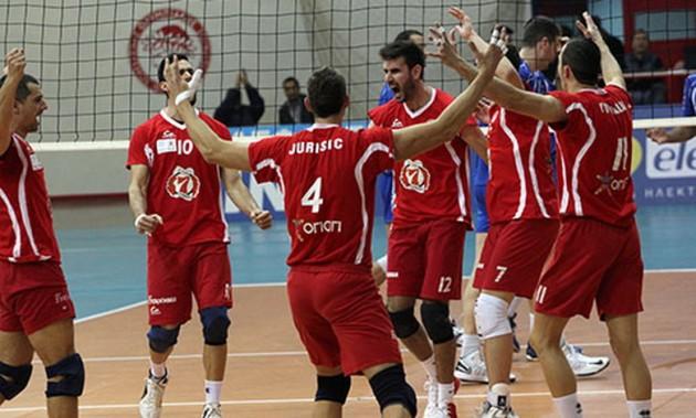 Olympiacos-Levski