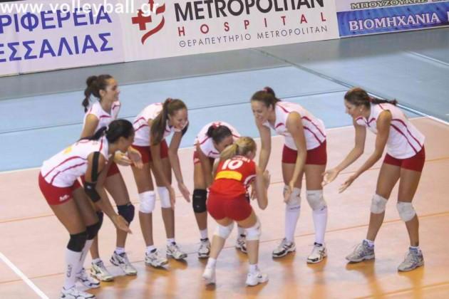Olympiacos-team