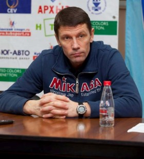 Ovchinnikov appointed Russia's head coach until London Olympics