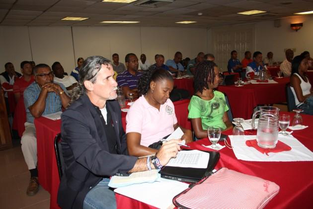 Panama hosts historic Coaches Course