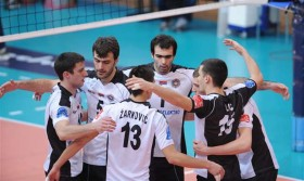 Partizan loses home five setter to Zaksa to say farewell to European elite