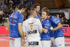 Perugia best team in dig
