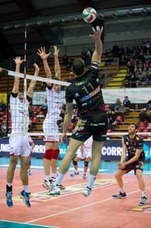 Perugia in Cup Final Four