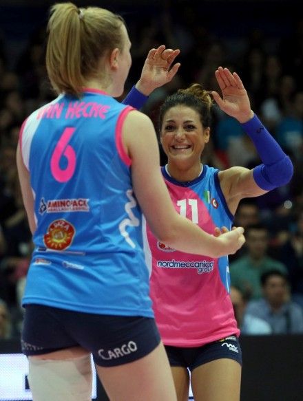 Piacenza celebrated new win