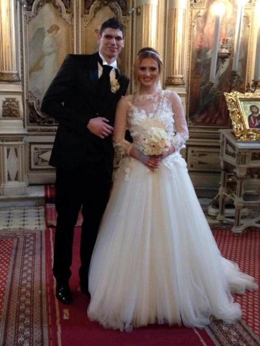 Marko and Milena Podrascanin