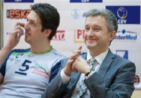 Politechnika is evidently happy with final spot in Challenge Cup
