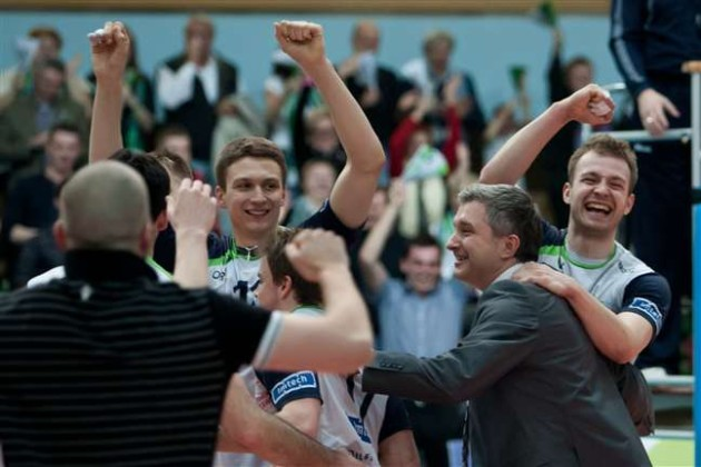 Politechnika writes history for Poland by advancing to final of Challenge Cup