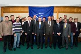 Prelim Pools and calendar of 2012 European League are determined