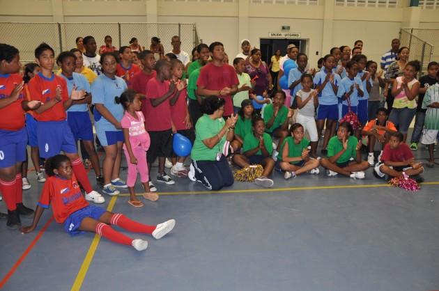 Primary School Tournament concludes in Bonaire