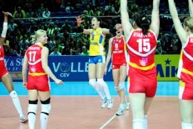Rabita BAKU scores speedy win over DRESDNER SC