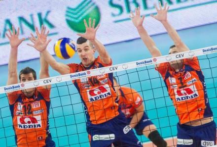 Milan Rasic in block