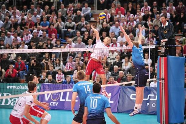 Real thriller finishes with happy end for Dinamo MOSCOW in Rzeszow
