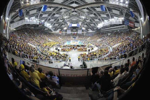 Record-breaking media attendance for final four in Lodz
