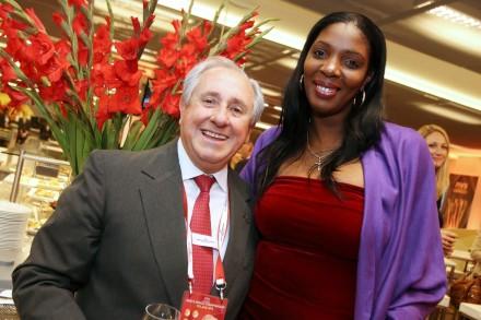 Regla Torres and Dr. Ary S. Graça