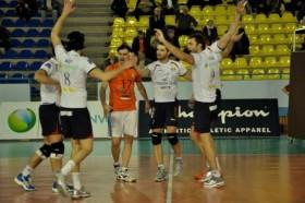 Remat ZALAU shocks Euphony ASSE-LENNIK with home victory