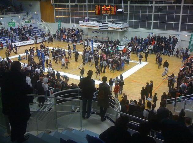 Rennes-Volleyball