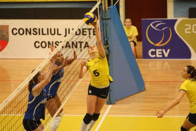 Romanian heroines are looking for another sensation in Constanta