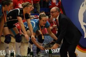Schwerin celebrates the German Championship