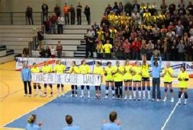 SCHWERINER SC pays tribute to loyal and colorful fans