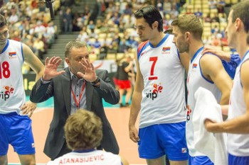 National team of Serbia