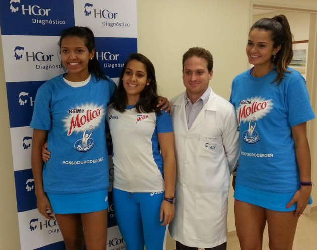 Samara Dani Terra Dr. Thiago and Lara