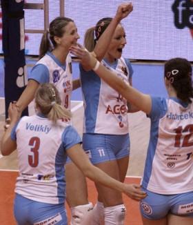 CZE: Gold medal for Prostejov